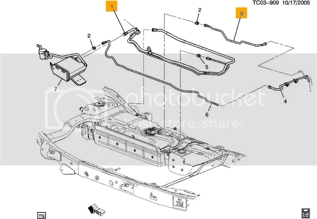 Chevy Colorado Fuel Tank Diagram Chevy Fuel Rail Diagram