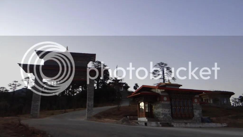 Dochu La 211112 Bhutan