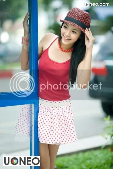 Le Hoang Bao Tran Uoneo 14 Le Hoang Bao Tran   Stunning 13 Year Old Model from Vietnam