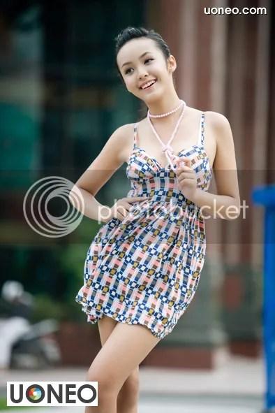 Le Hoang Bao Tran Uoneo 20 Le Hoang Bao Tran   Stunning 13 Year Old Model from Vietnam