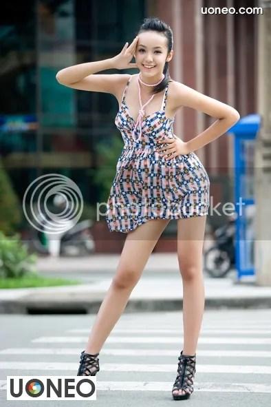 Le Hoang Bao Tran Uoneo 21 Le Hoang Bao Tran   Stunning 13 Year Old Model from Vietnam