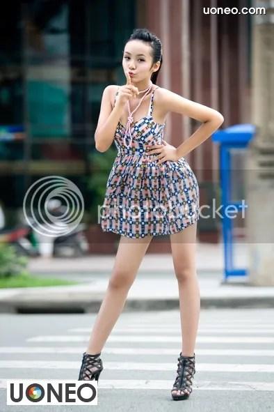 Le Hoang Bao Tran Uoneo 22 Le Hoang Bao Tran   Stunning 13 Year Old Model from Vietnam