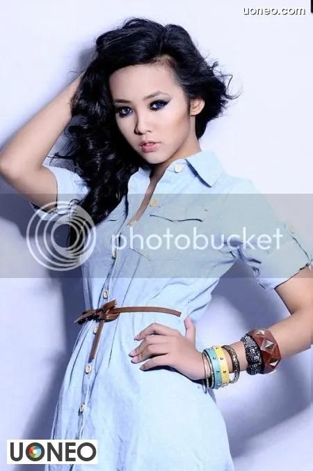 Le Hoang Bao Tran Uoneo 41 Le Hoang Bao Tran   Stunning 13 Year Old Model from Vietnam