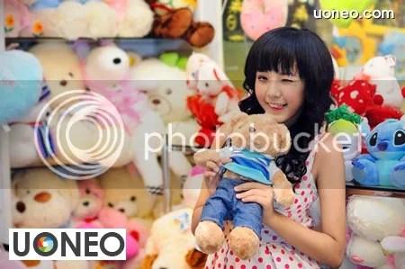 Le Hoang Bao Tran Uoneo 51 Le Hoang Bao Tran   Stunning 13 Year Old Model from Vietnam