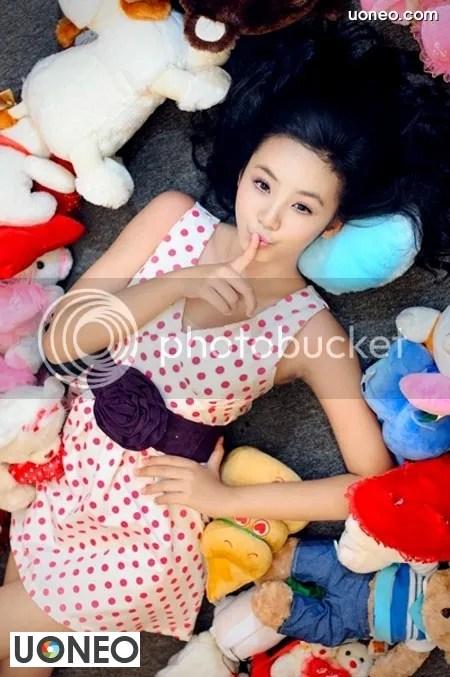 Le Hoang Bao Tran Uoneo 52 Le Hoang Bao Tran   Stunning 13 Year Old Model from Vietnam