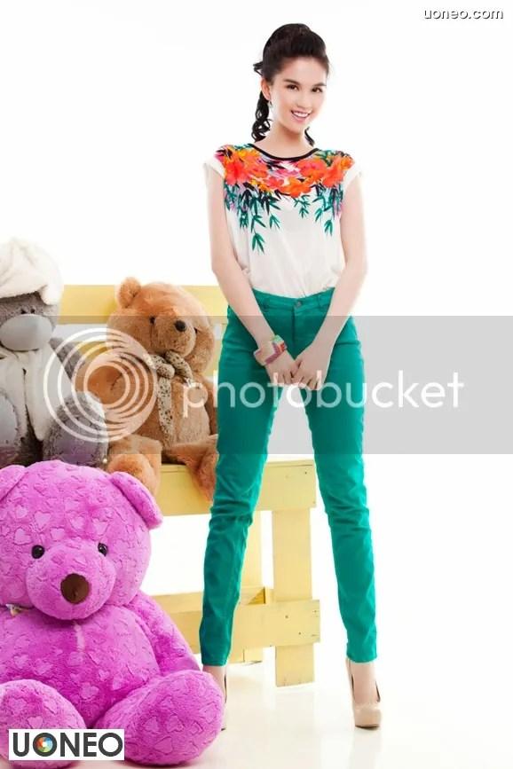 Ngoc Trinh Vietnam Model Uoneo 19 Ngoc Trinh   Vietnam Model: Beautiful costumes and colorful