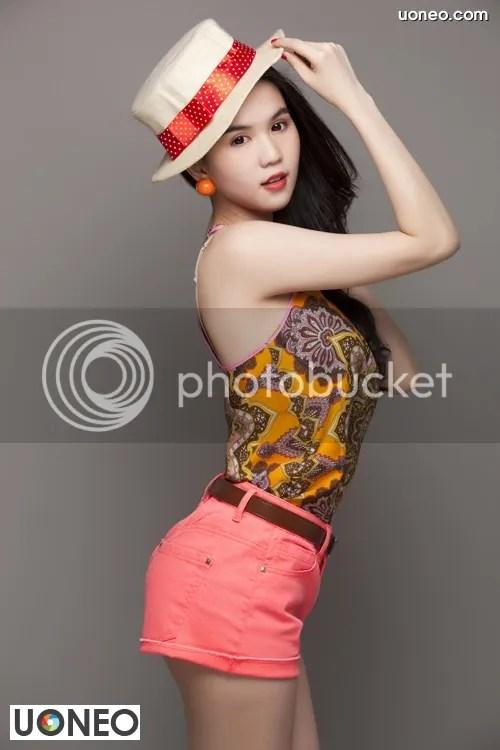 Ngoc Trinh Vietnam Model Uoneo 29 Ngoc Trinh   Vietnam Model: Beautiful costumes and colorful