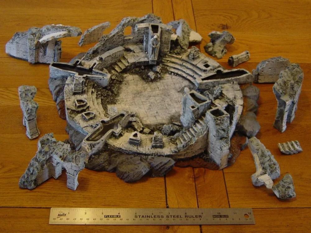 Weathertop - Amon Sul terrain piece (2/6)