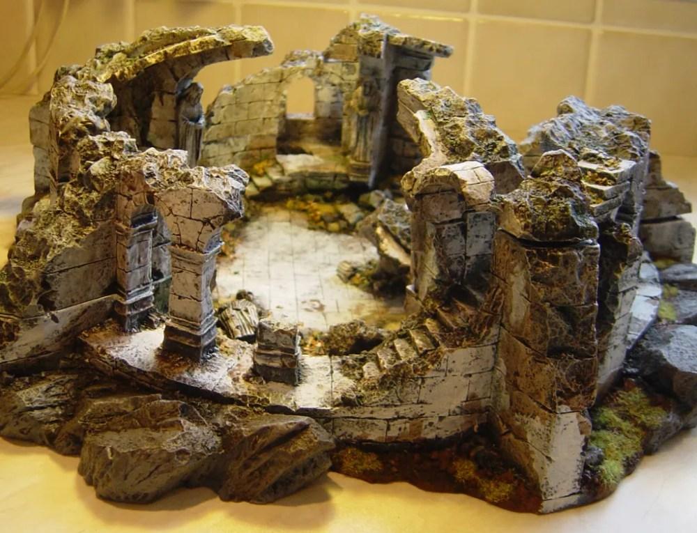 Weathertop - Amon Sul terrain piece (5/6)