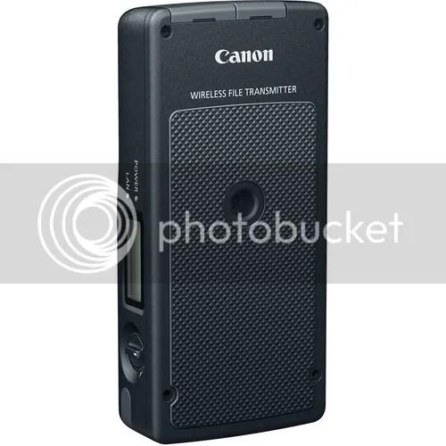 Canon WFT-E7A