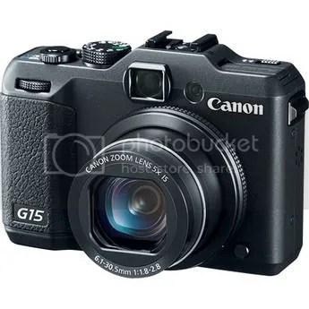 More Canon Powershot G15 Reviews