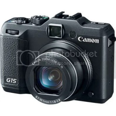 Canon PowerShot G15 Reviewed By Gizmodo