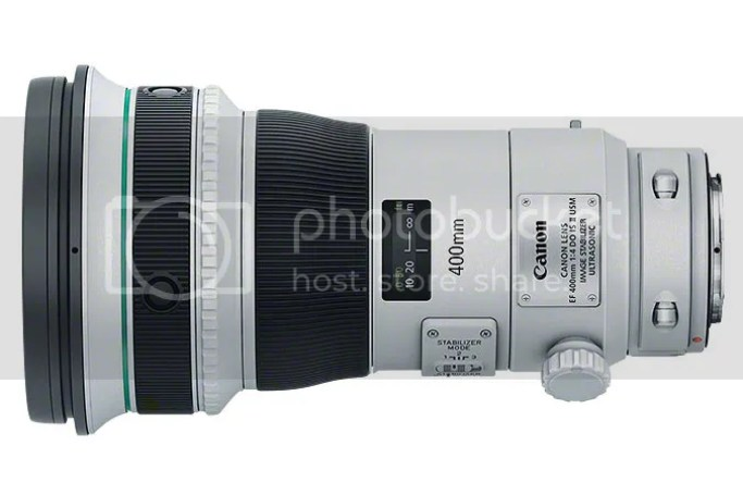 Canon EF 400mm f/4L IS DO II
