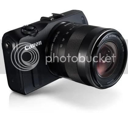 Canon EOS-M Firmware