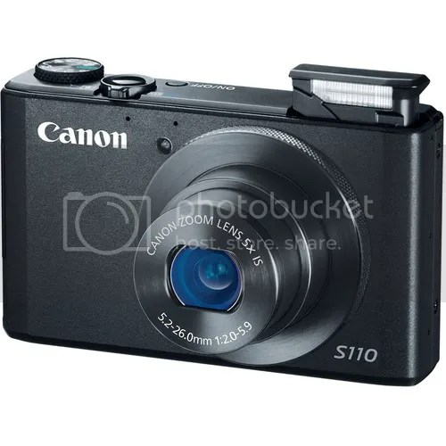 Canon PowerShot S110 Review