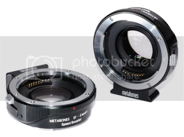 Metabones Speed Booster First Impressions