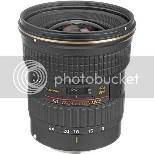 Tokina Announces Two New Lenses