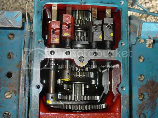 Ford 1310 Hydraulic Pump