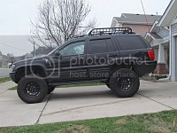 Rola roof rack jeep grand cherokee wj