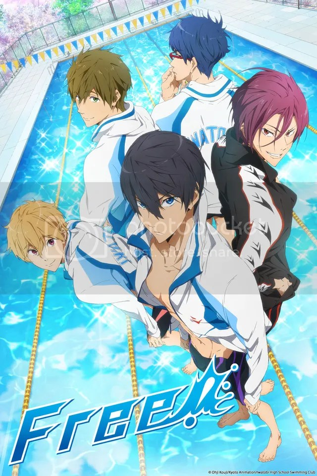 Free! (c) Iwatobi High School Swimming Club