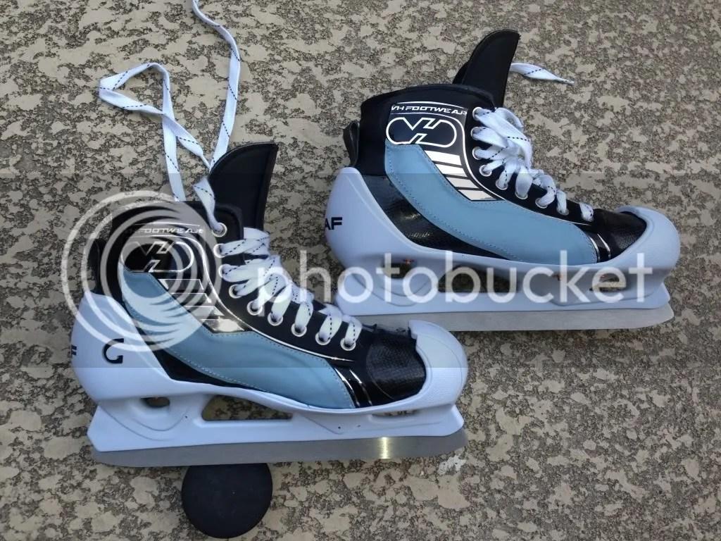 vh goalie skate goalie