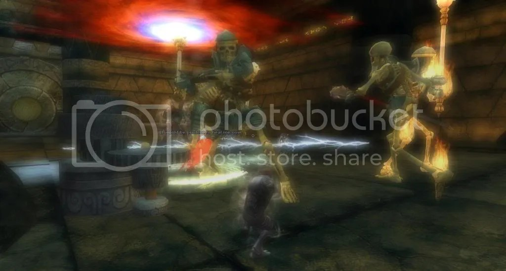 Tor End Fight