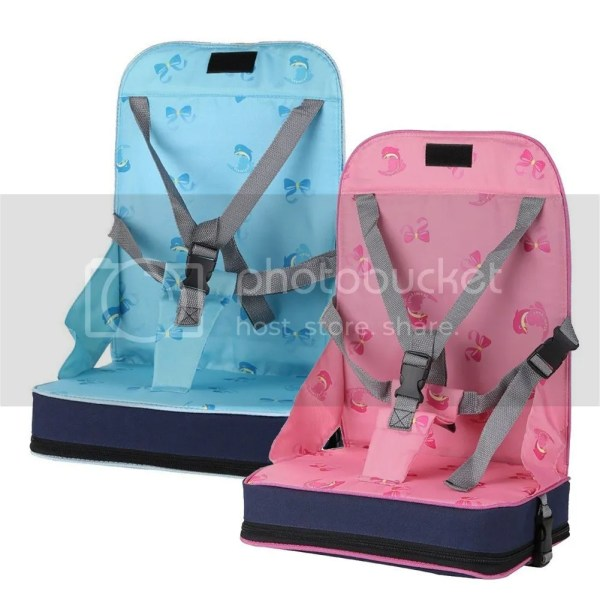 Portable Travel Foldable Baby Infants Dining High Chair