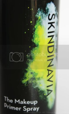 Skindinavia The Makeup Primer Spray Review