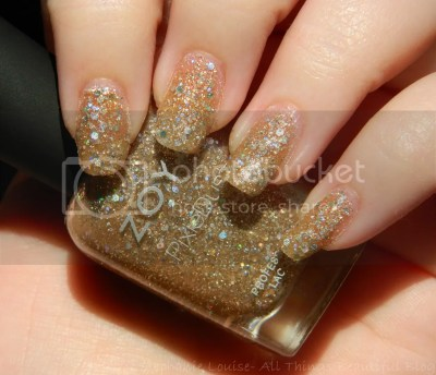 Zoya Magical Pixie Dust Nail Polish in Bar from the Summer 2014 Trio