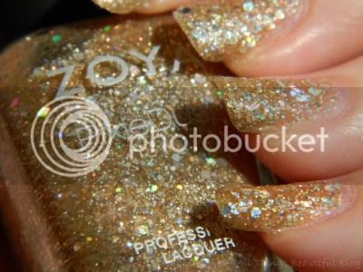 Zoya Magical Pixie Dust Nail Polish in Bar from the Summer 2014 Trio