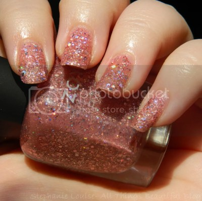 Zoya Magical Pixie Dust Nail Polish in Ginni from the Summer 2014 Trio