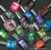 pure ice nail polish bottle