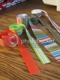Beautiful Ribbons