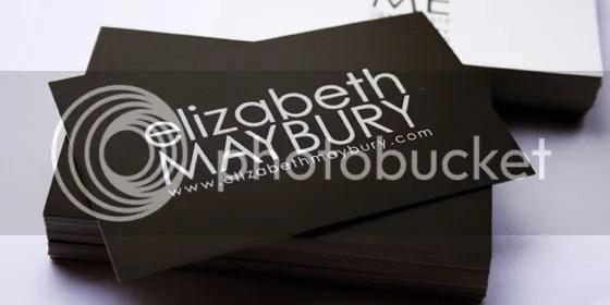 Những thiết kế namecard hút hồn người xem