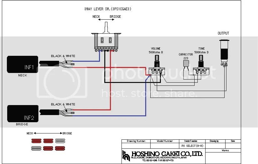 3 Way Switch Guitar Wiring Dolgular Com