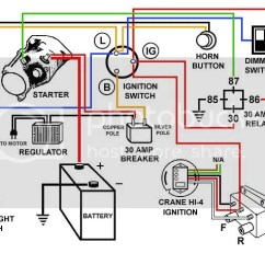 Basic Automotive Electrical Wiring Diagram 3 Way Switch 2 Lights Simple All Data Auto Blog