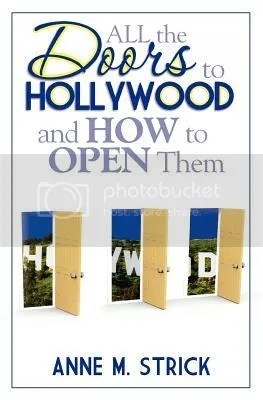 BOOK REVIEW: ALL THE DOORS TO HOLLYWOOD AND HOW TO OPEN THEM BY ANNE M STRICK