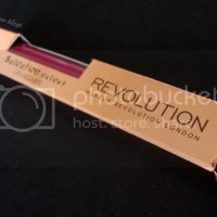 Makeup Revolution, Salvation Velvet Lip Lacquer. Swatches & review