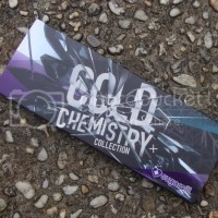 Review: Sugarpill Cold Chemistry palette