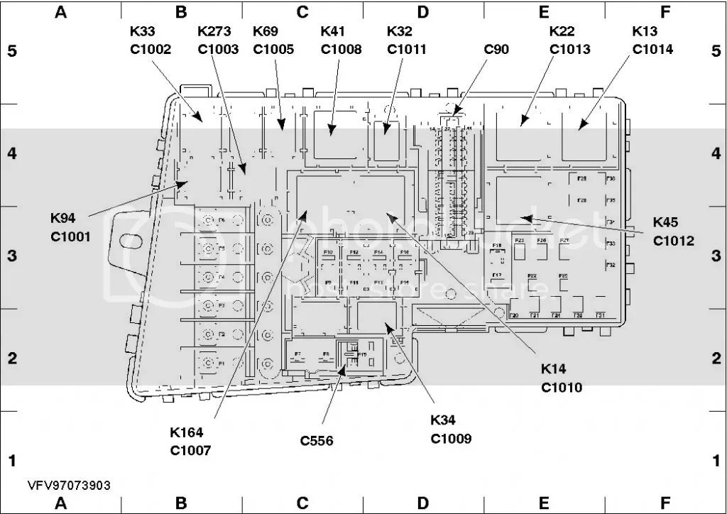 2013 Ford Focus Fuse Box Location, 2013, Free Engine Image