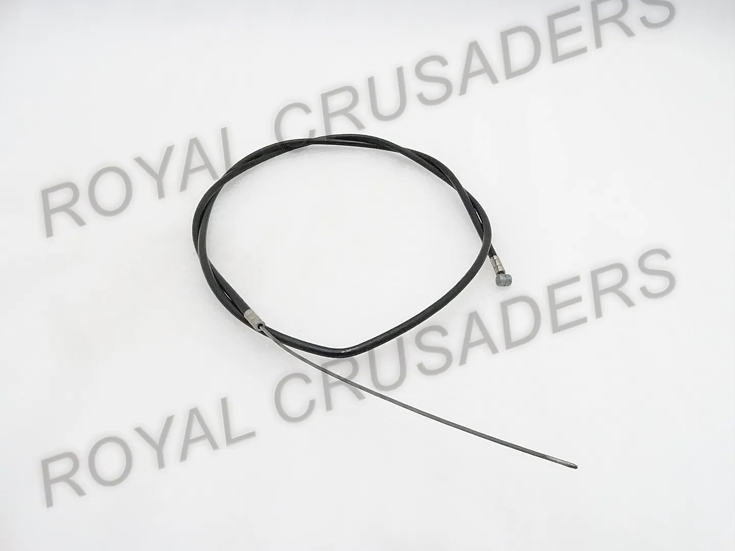 NEW JAWA MOTORCYCLE CLUTCH CABLE ASSEMBLY WITH ADJUSTER