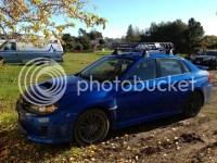 Oem roof rack, 2011 wrx sedan - NASIOC