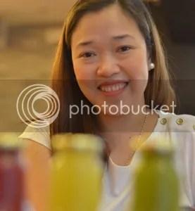 Leah Baldomar of Synergy Juice Works