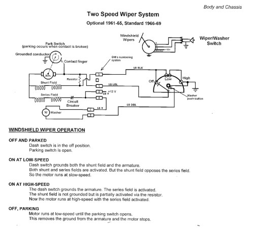 small resolution of 61 wiper wiring corvair forumhere u0027s the diagram from helt u0027s book hopefully