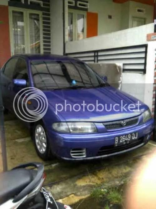 Modifikasi Mobil Mazda Familia