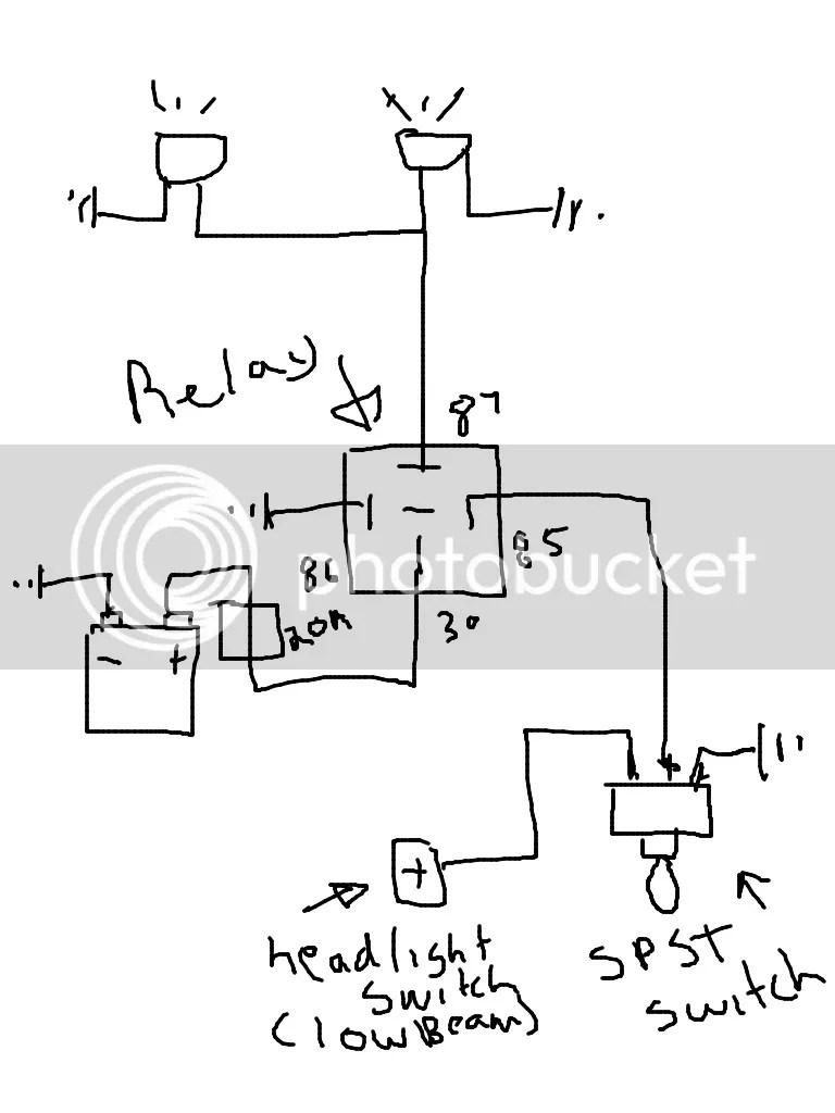 car scion tc headlight wiring diagram