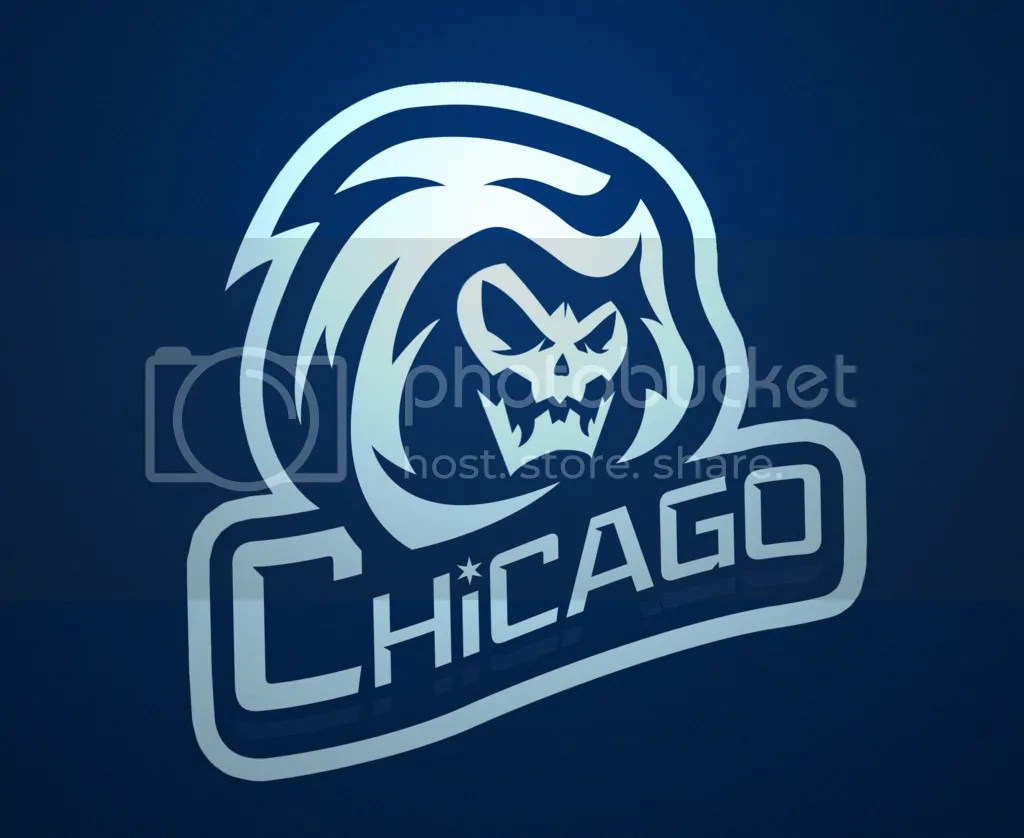 chicago fantasy team logo