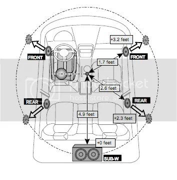 Mtx Audio Speakers Quantum Audio Speakers Wiring Diagram