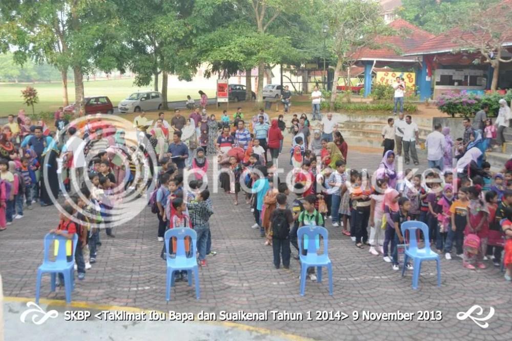 Taklimat Ibu Bapa dan Suaikenal Tahun 1 2014 (6/6)
