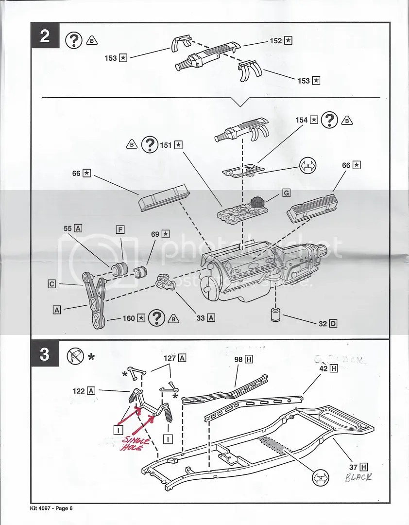 Worst instructions ever!! Revell 37 Ford Street Rod